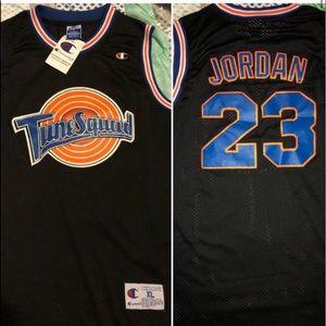🆕🚹Toon Squad Jordan AWAY Jersey, XL, NWT!